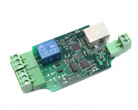 BEM109 LAN/Internet analog module 1xinput and 1xoutput