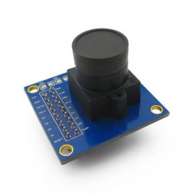 OV7670 VGA Camera Module Lens CMOS 640X480 SCCB w/ I2C Interface